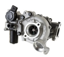 Turbodmychadlo Peugeot 207 1.6d 66 kW - 49173-07508