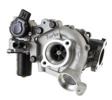 Turbodmychadlo CNH Tractor 5.0d 75 kW - 465153-5004S
